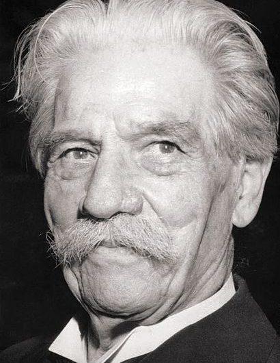 Schweitzer, Albert