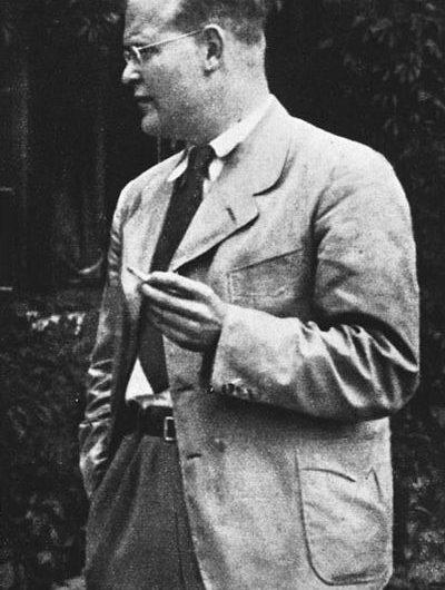 Bonhoeffer, Dietrich