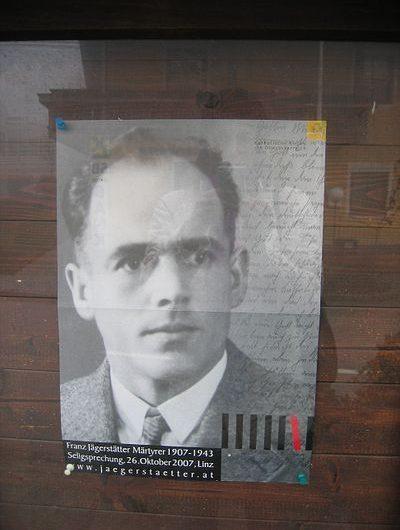 Jaegerstaetter, Franz