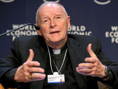 McCarrick, Theodore Cardinal