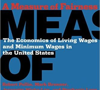 A Measure of Fairness