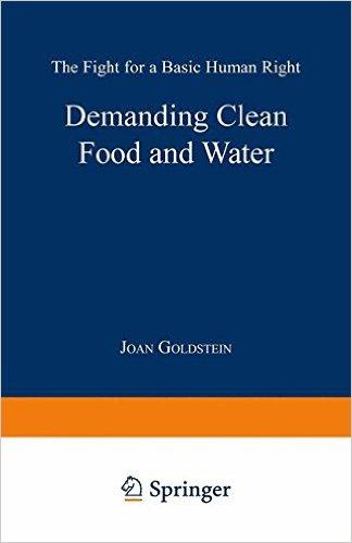 Demanding Clean Food & Water