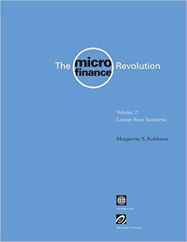 The Microfinance Revolution