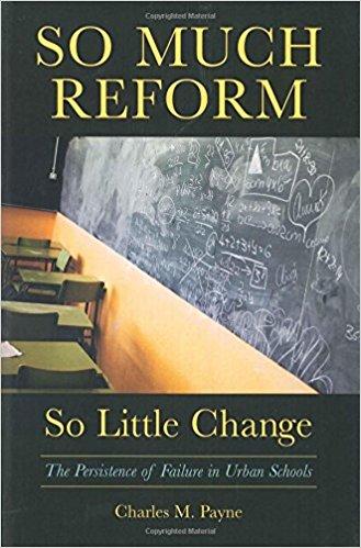 So Much Reform, So Little Change