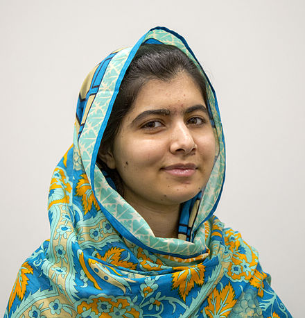Yousafzai, Malala