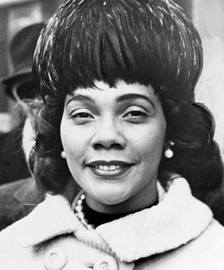 King, Coretta Scott