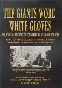 The Giants Wore White Gloves