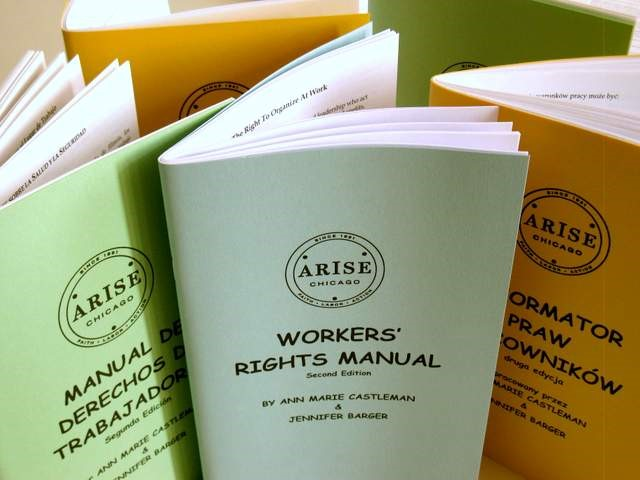 Workers Rights Manual