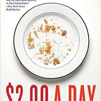 $2.00 a Day, Living on Almost Nothing in America