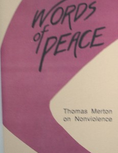 Words of Peace-Merton