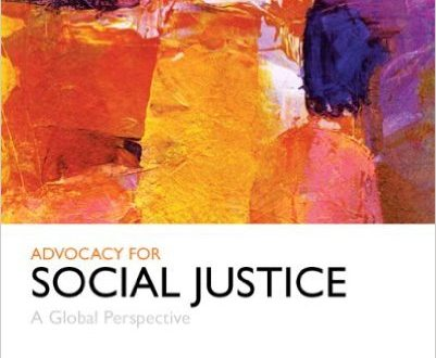 Advocacy for Social Justice a Global Perspective