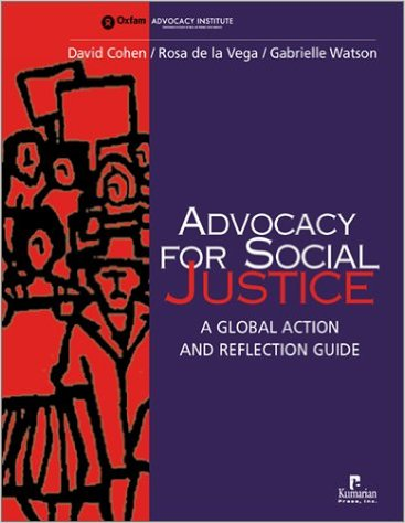 Advocacy for Social Justice