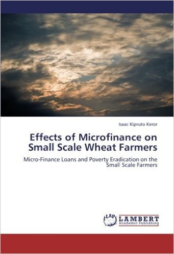 Effects of Microfinance on Small Scale Wheat Farmers