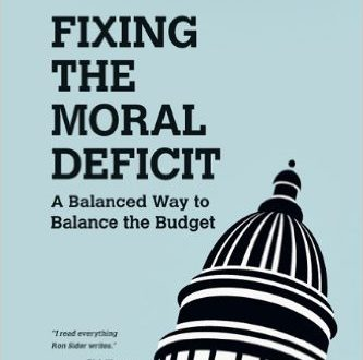 Fixing the Moral Budeficit