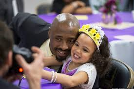 A Father Daughter Dance in Prison
