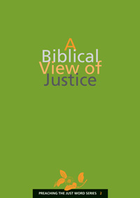 A Biblical View of Justice