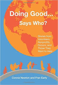 Doing Good, Says Who