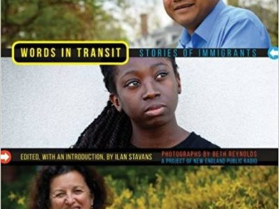 Words in Transit, Stories of Immigrants