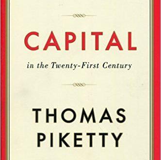 Captial in the Twenty-First Century