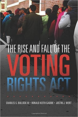 Rise and Fall of the Voting Rights Act
