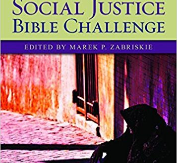 The Social Justice Bible Challenge