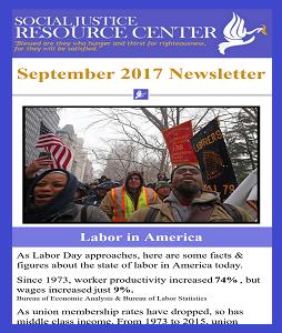 Newsletter Sept 2017