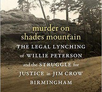 Murder on Shades Mountain