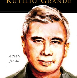 Rutilio Grande, A Table for All