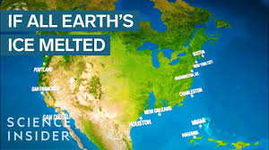 If All Earth's Ice Melted