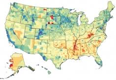 US Health Map
