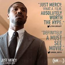 Just Mercy Film