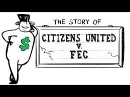 The Story of Citizens United v FEC