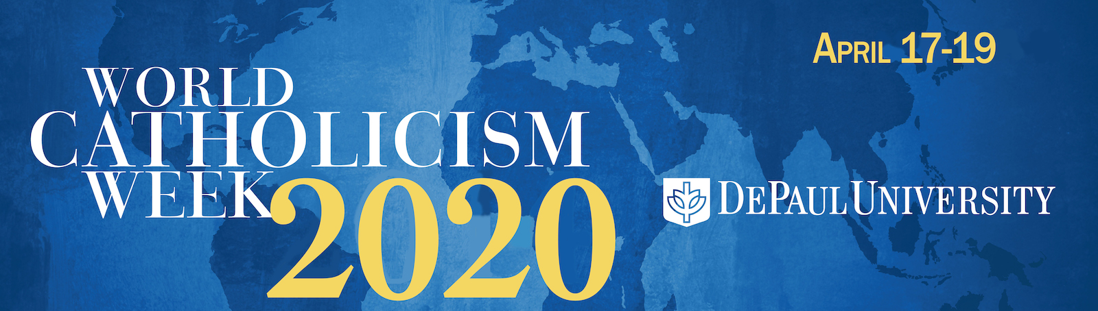 World Catholicism Week 2020