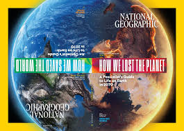 National Geographic Earth Day 50th Anniversary Special Edition